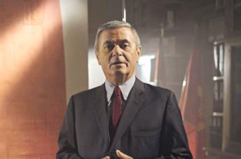 Ezio Mauro in La dannazione della sinistra - Cronache di una scissione