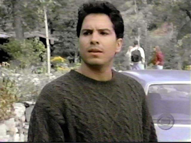 Carlos Sandoval, protagonista in Waliker Texas Ranger
