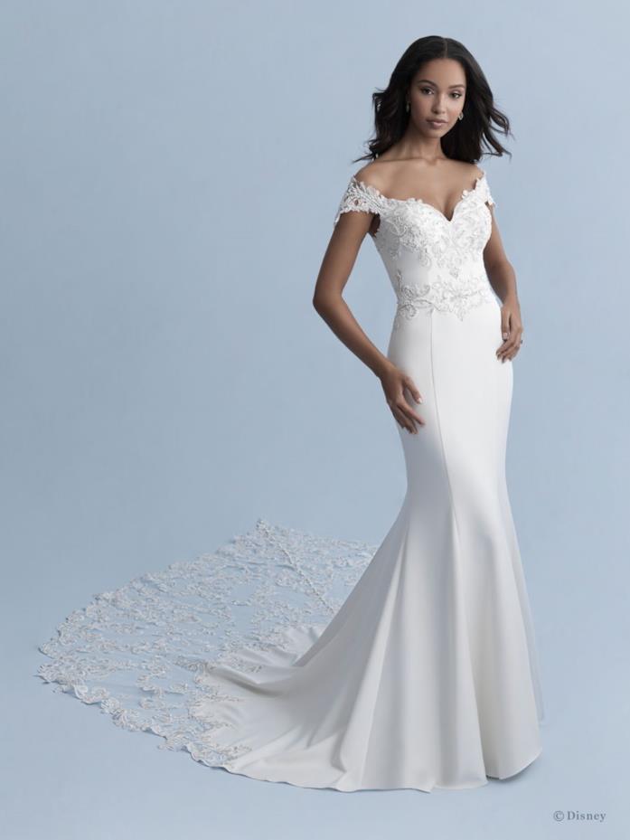 Abito da sposa Allure Bridals ispirato a Jasmine