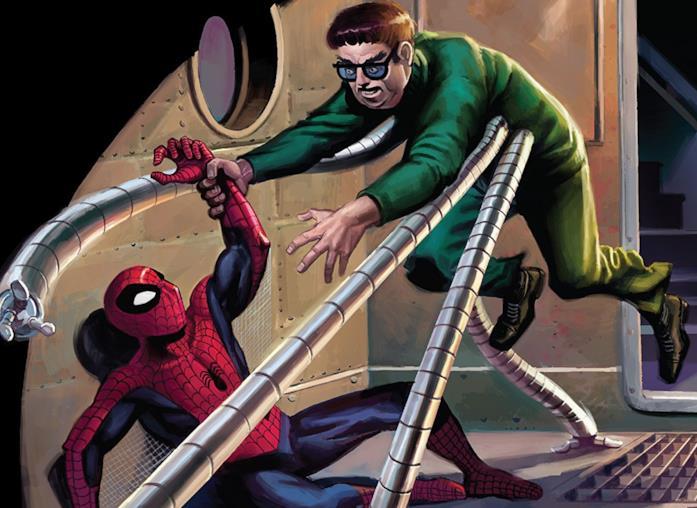 Cover di Amazing Spider-Man Masterworks Vol. 2