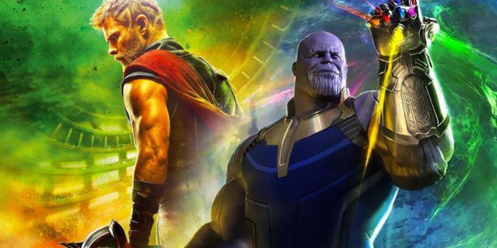 Thor si prepara ad affrontare Thanos in Avengers: Infinity War