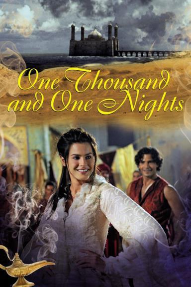 Poster Le mille e una notte - Aladino e Sherazade