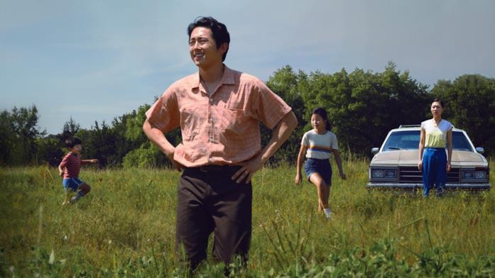 """La famiglia Kim arriva nel """"Giardino dell'Eden"""""""