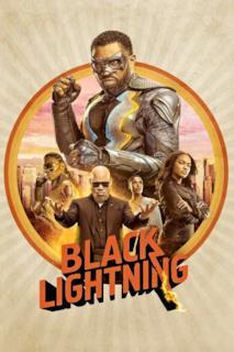 Poster Black Lightning