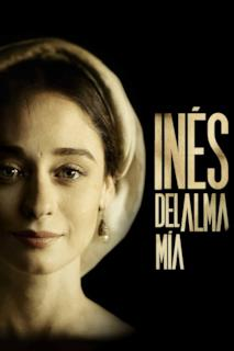 Poster Inés del alma mía