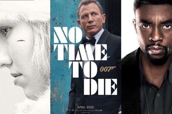 Da No Time To Die a 21 Bridges: i 10 thriller da non perdere nel 2020