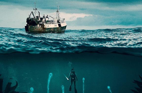 Sea Fever sarà il primo film a proporre la Premiere in live streaming
