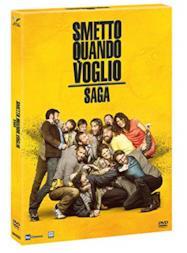 Cofanetto Smetto Quando Voglio (4 Dvd) (4 DVD)