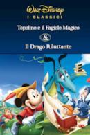 Poster Le Fiabe Disney Vol. 6 - Topolino e il Fagiolo Magico / Il Drago Riluttante