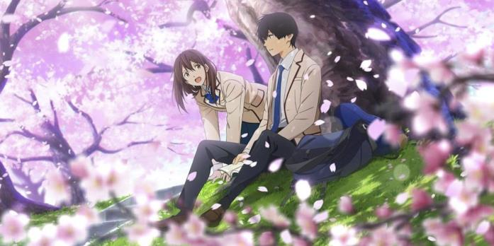 Protagonisti Haruki e Sakura