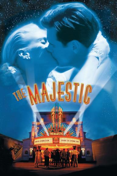 Poster The Majestic