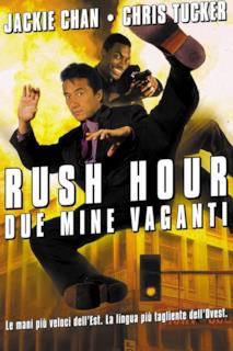 Poster Rush Hour - Due mine vaganti