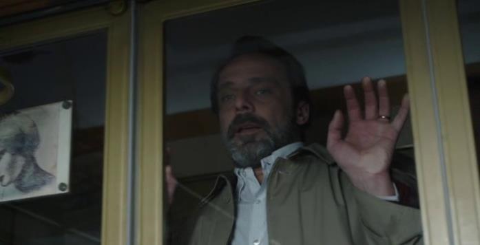Umberto prende il treno per un soffio