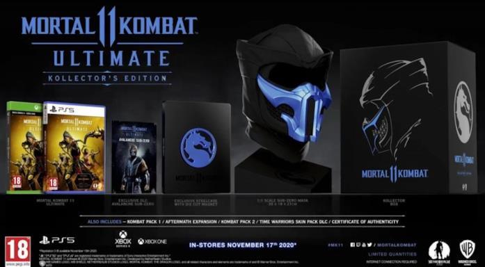 Mortal Kombat 11 diventa Ultimate sulle console next-gen