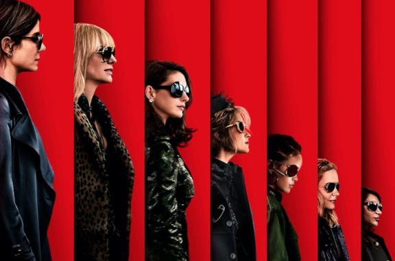 Ocean's 8, la recensione del Blu-ray del film con Sandra Bullock