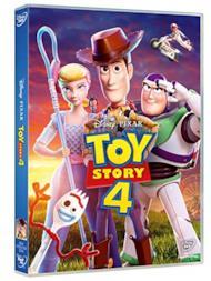 Toy Story 4 dvd (DVD)