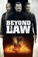 Poster Beyond the Law - L'infiltrato
