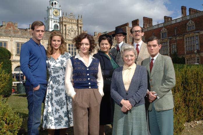 Agatha Christie's Miss Marple: cast