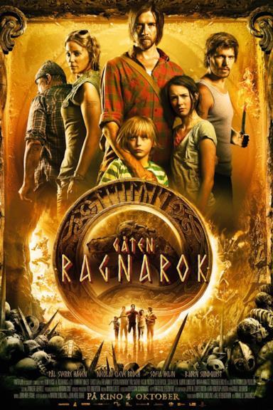 Poster Il mistero del Ragnarok