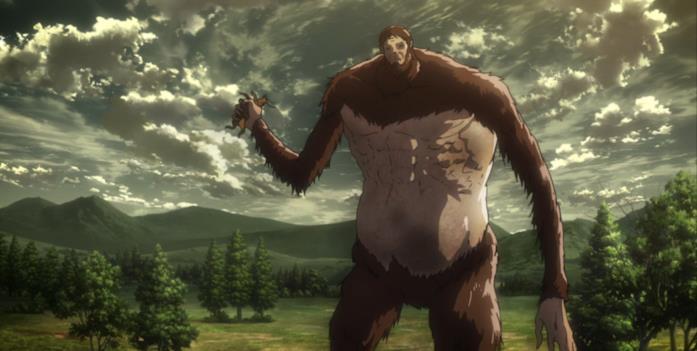 Zeke Yeager Gigante Bestia