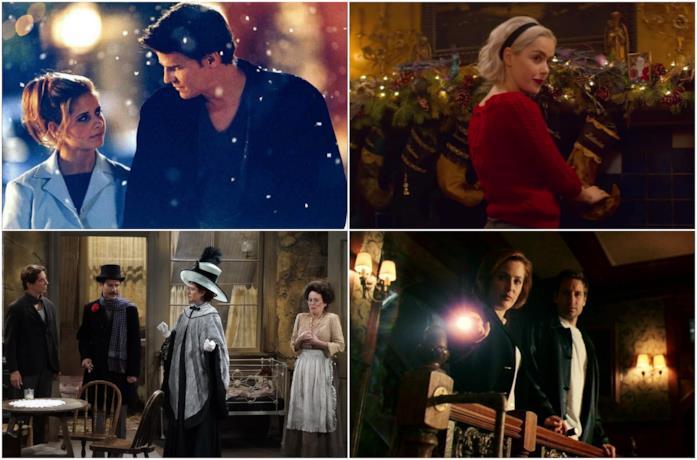 Buffy l'Ammazzavampiri, Le Terrificanti Avventure di Sabrina, Will & Grace, X-Files