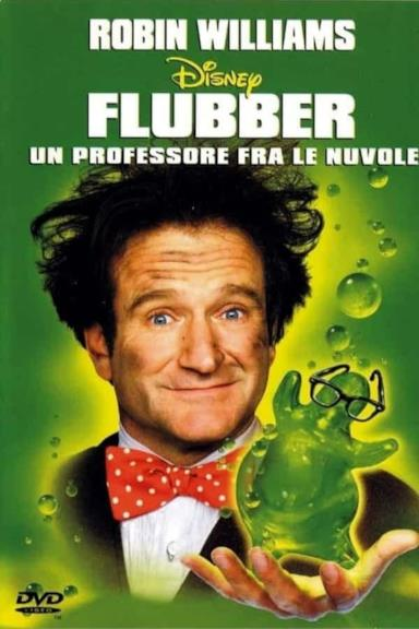 Poster Flubber - Un professore fra le nuvole