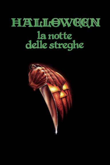 Poster Halloween - La notte delle streghe