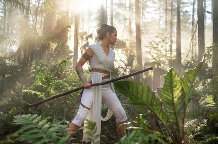 Rey in Star Wars: L'Ascesa di Skywalker