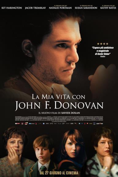 Poster La mia vita con John F. Donovan