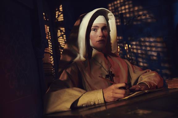 Gemma Arterton in Narciso Nero