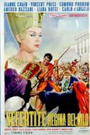 Poster Nefertite, regina del Nilo