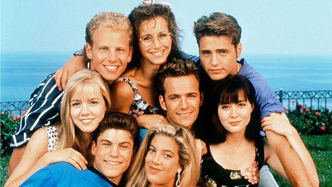 Beverly Hills 90210 il cast delle prime stagioni