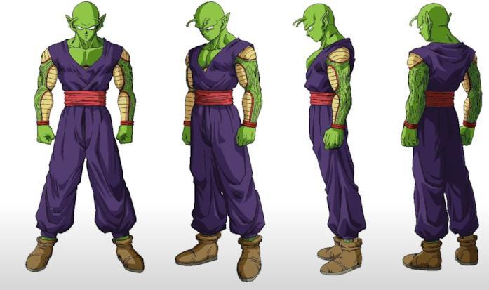 Piccolo Super Hero