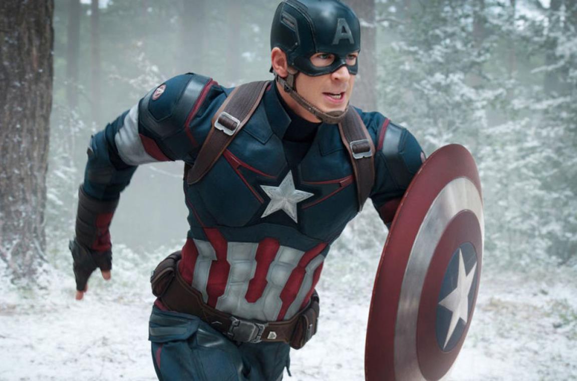 Un'immagine di Captain America