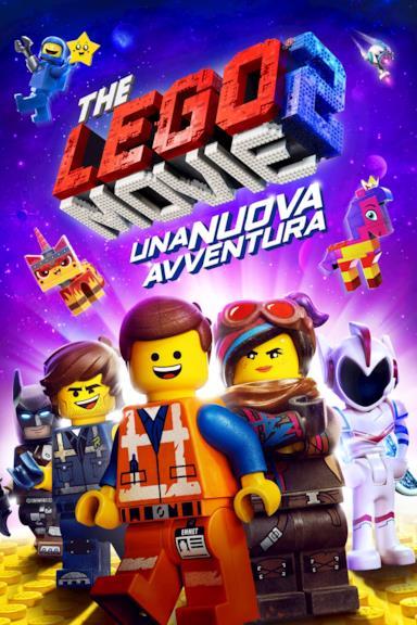 Poster The LEGO Movie 2 - Una nuova avventura