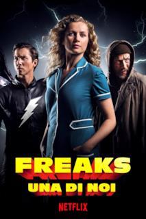 Poster Freaks: una di noi