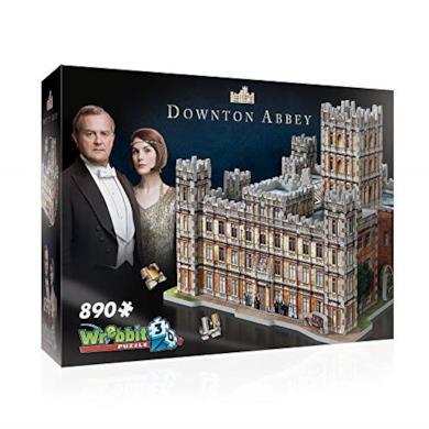 Downton Abbey. Puzzle 890 Teile: 3D-PUZZLE