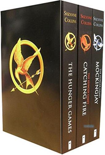 The Hunger Games, il cofanetto della trilogia