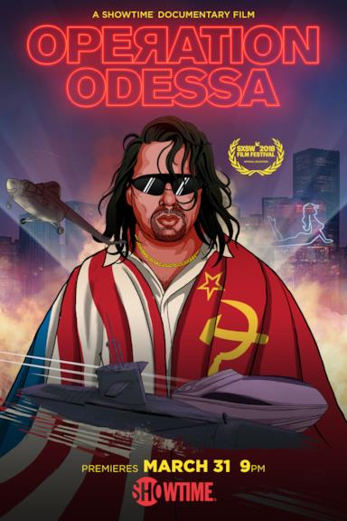 Poster Operation Odessa