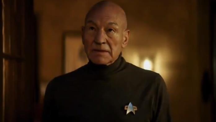 Sir Patrick Stewart in Star Trek: Picard