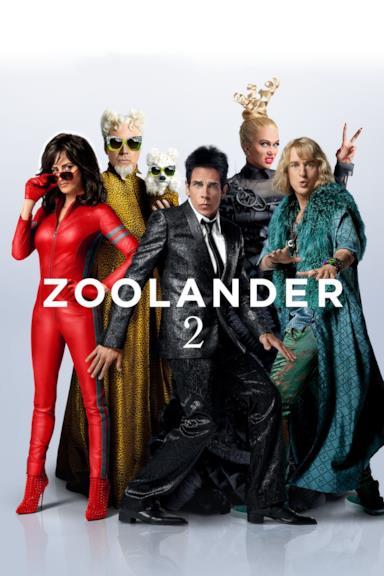 Poster Zoolander No. 2