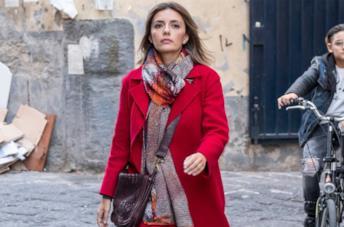Serena Rossi in Mina Settembre