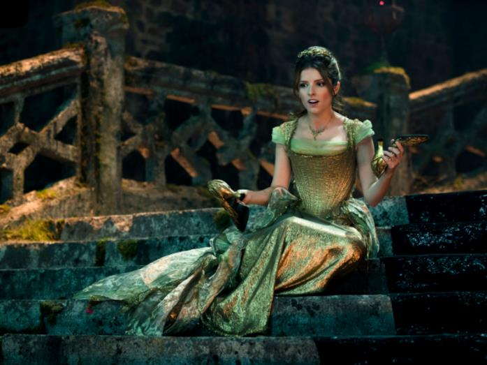 Anna Kendrick è Cenerentola in Into The Woods