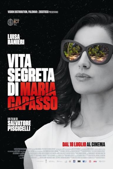 Poster Vita segreta di Maria Capasso