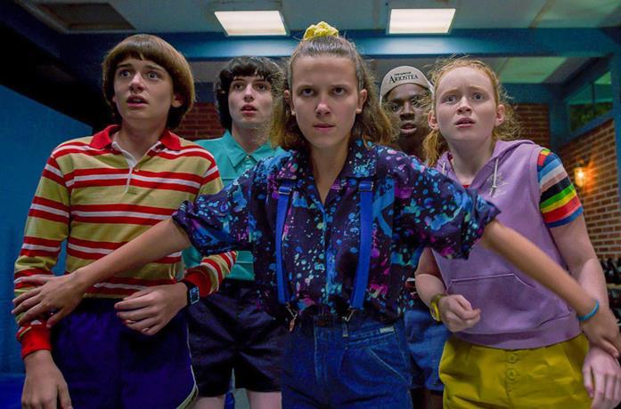 Undici e i suoi amici nella terza stagione