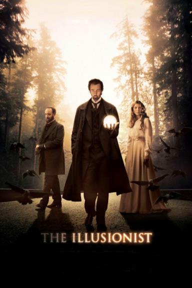 Poster The Illusionist - L'illusionista