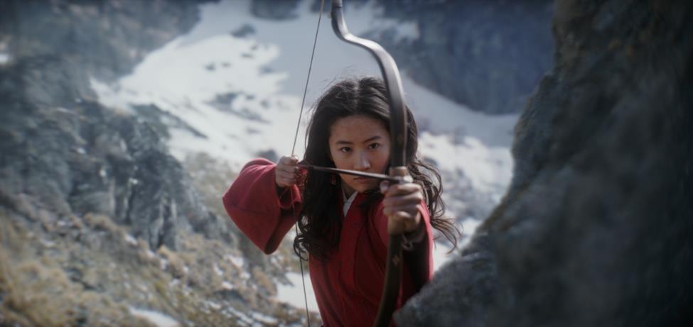 Liu Yifei è Mulan