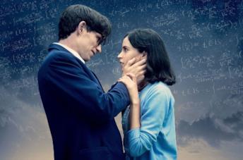 Hawking e Wilde ne La teoria del tutto