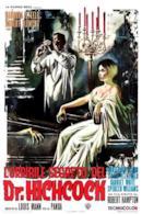 Poster L'orribile segreto del Dr. Hichcock