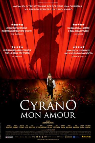 Poster Cyrano, mon amour